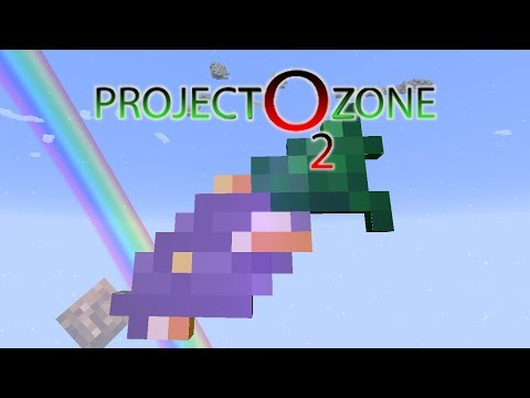 Project Ozone 2 Kappa Mode - KARAT CARROTS [E87] (Modded Minecraft Sky Block)
