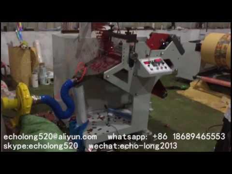 Adhesive label/ Cap linner/ confetti  punching machine  rotary punching machine