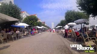 Lübeck Travemünde - Fischerhafen - Vorderreihe - Leuchtturm