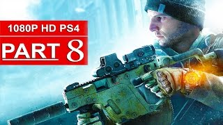 The Division Gameplay Walkthrough Part 8 [1080p HD PS4] - No Commentary (FULL GAME)