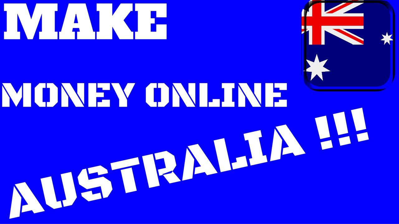 Make money sex online in Australia