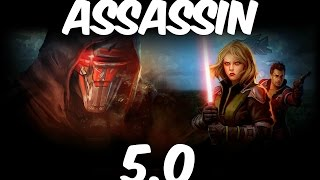 SWTOR: Assassin 5.0...wow!