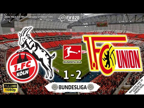 Union Berlin Köln