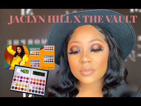 Jaclyn Hill | The Vault EASY halo eye thumbnail