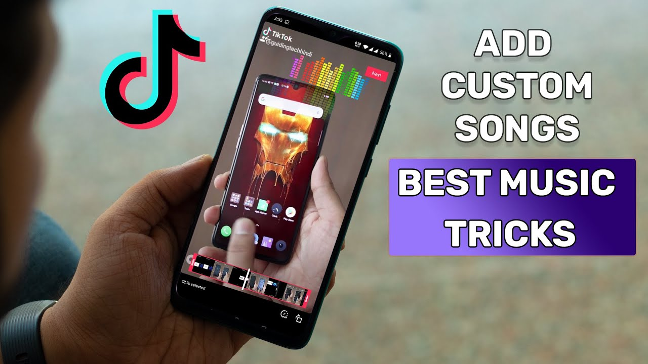 How to Add Personal Music to TikTok Videos & Top 5 Cool Tricks | Guiding Tech