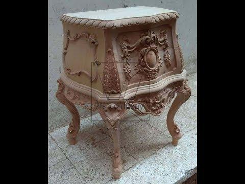 Изготовление эксклюзивной мебели с дерева от Вассер ЧПУ г. Полтава