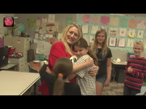 A+ Teacher: Rachael Wyatt at Sonoran Sky Elementary School