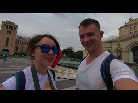 Отпуск с революцией Армении