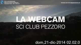 Sci Club Pezzoro - Webcam Monte Guglielmo (Time Lapse)