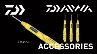 Daiwa Sokkou Knot Tying Tool video