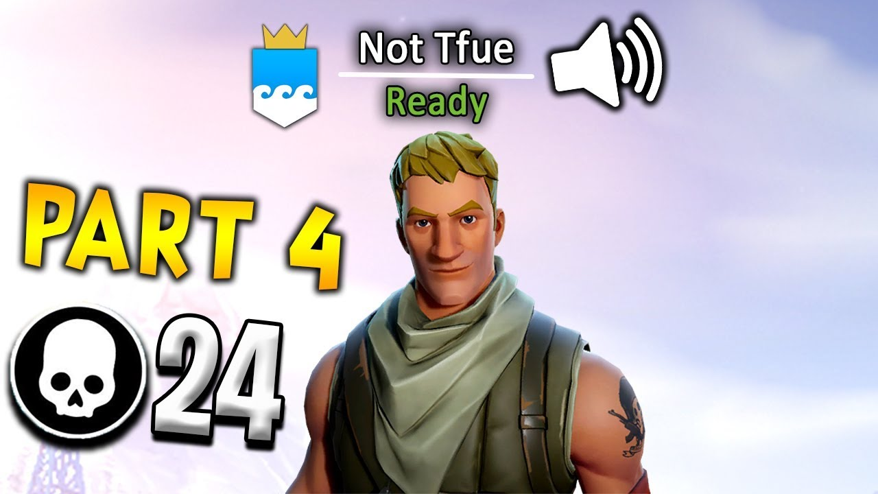 I Used A Voice Changer As Tfue On Fortnite... Part 4 (24