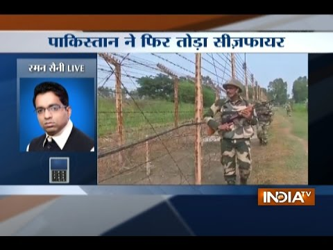 Pakistan Violates Ceasefire at LoC Again, Targets Indian Army Post in Poonch