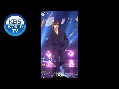 [FOCUSED] Kim Jaehwan (Wanna One) - Spring Breeze [Music Bank / 2018.12.07]