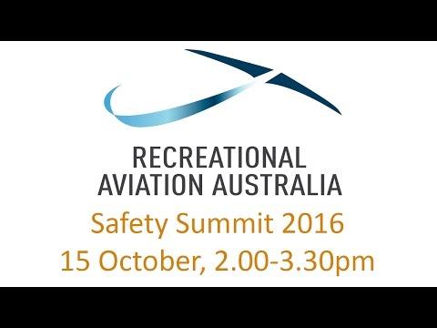 Recreational Aviation Australia - Safety Summit
