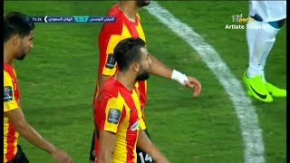 [ACC 2017 , J03] EST vs Al-Hilal Saudi (3-2) - But de Ghaylène Chaâlali (74') 30-07-2017 [AD SPORTS] 2017 Video