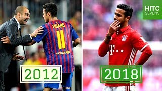 7 Subs from Pep Guardiola's Last Game at Barcelona: Where Are They Now?