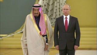 السعودية - روسيا.. محور الطاقات