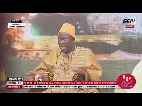 Ablaye Diop BICHRI : Serigne Touba est la Solution