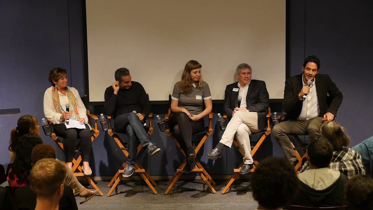 WGAF/MOST PANEL: Countering Stereotypes: Muslims, Muslim-Americans and the Modern Middle East on TV