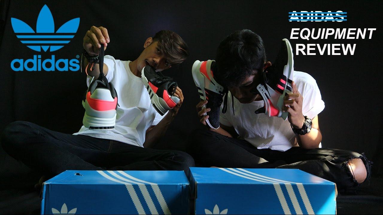 Adidas Eqt 2017 Review
