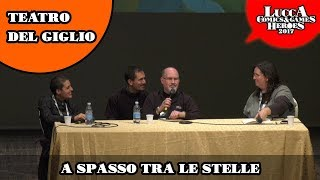 [Lucca Comics & Games] A spasso tra le stelle