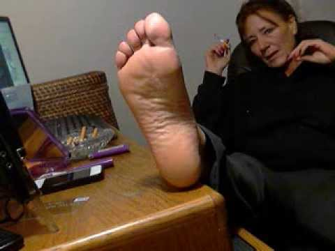 Tired Feet And A Cig