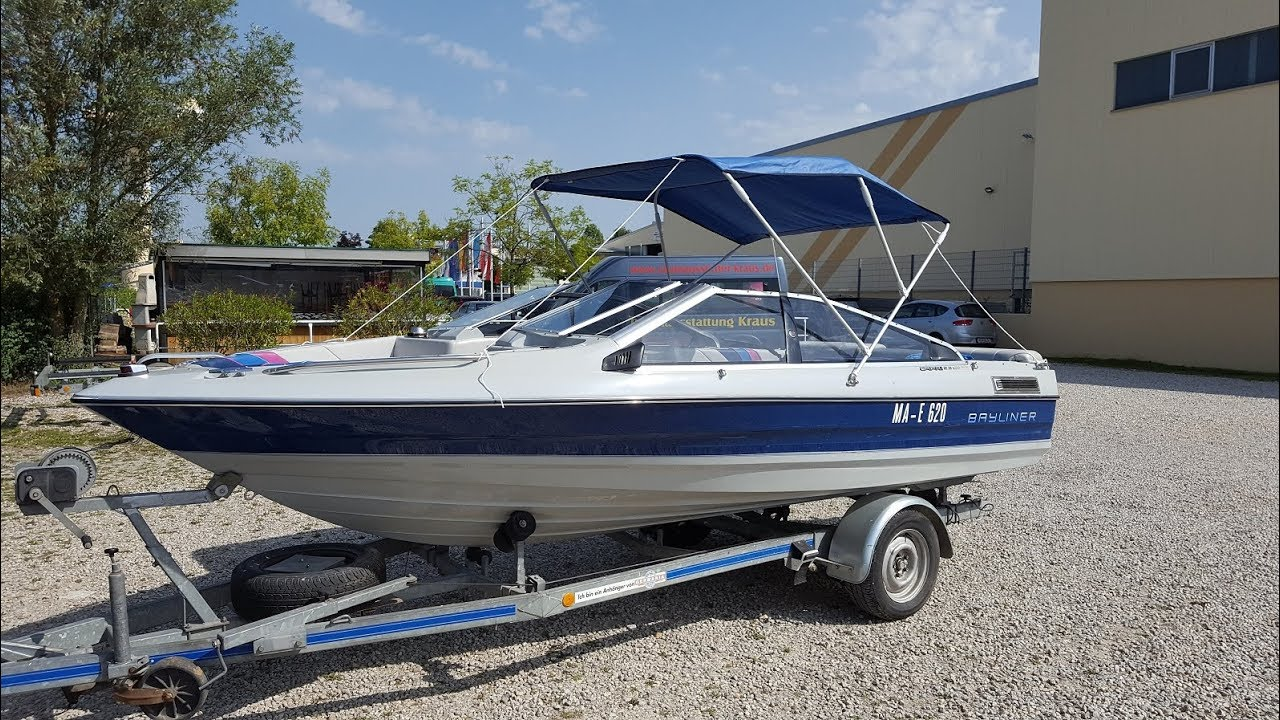 bayliner capri bimini top installation, fittings, cleat, rail waterproof!