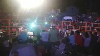 Jaripeo 6 de Agosto San Andres Huaxpaltepec 2014 By Gigantes de la Costa