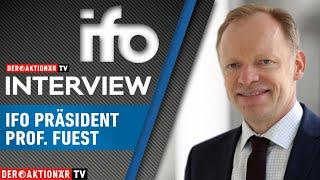 """Ifo-Präsident Fuest: """"Corona-Schock erreicht dt. Wirtschaft - Aufziehende Rezession ist angekommen"""""""