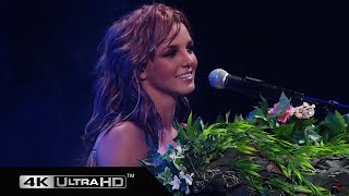Britney Spears - Everytime (The Onyx Hotel Live From Miami) 4K