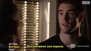 Promo 3ª Temporada Revenge - Episódio 3x11: Homecoming (Legendado)