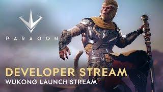 Paragon Developer Live Stream - Wukong Launch