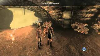 Fable 3 - Dog Has Problems