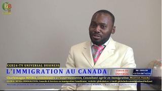 L'IMMIGRATION AU CANADA