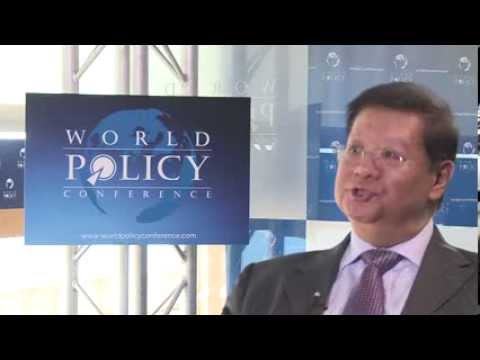 World Policy Conference 2013 - Michael YEOH