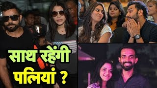BCCI Yet To Decide On Virat's WAGS Request On Foreign Tours | Sports Tak