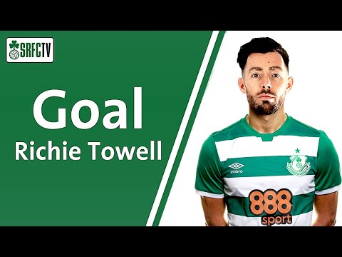 Richie Towell v Derry City | 16 July 2021