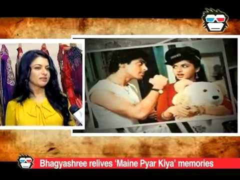 Bhagyashree relives the memories of 'Maine Pyaar Kiya' and Salman Khan Mp3