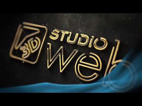 Gold logo-W3D
