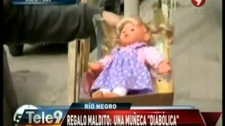 Río Negro - Regalo Maldito: Una Muñeca Diabólica