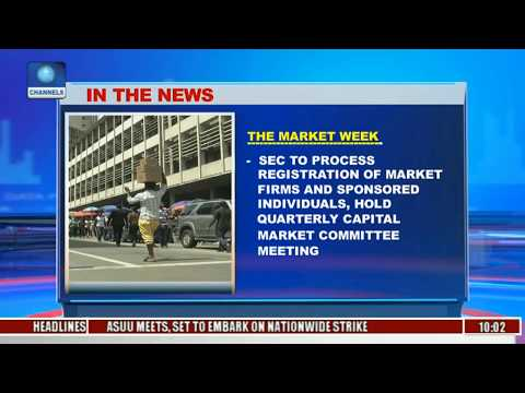 Focus On SEC Historic Meeting On Capital Market Reforms Pt.1 l Business Morning l