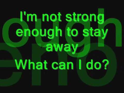 Apocalyptica- Not strong enough (lyrics)
