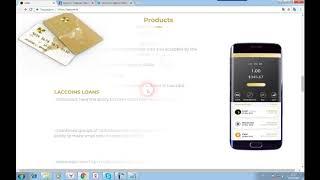 Laccoin - криптовалюта, позволяющая  отправлять деньги, инвестировать и отправлять микро-кредиты