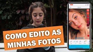 COMO EDITO MINHAS FOTOS TUMBLR! APLICATIVOS E FILTROS GRÁTIS | ANANDA MORAIS
