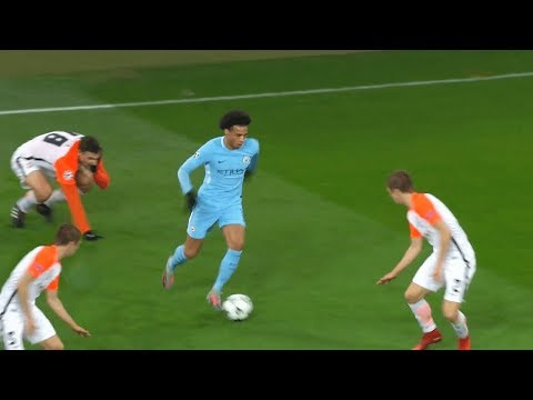 This Is Why Leroy Sane Is Worth 135€ Million