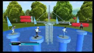 Wipeout 2 - Wii version - Gameplay(Descarga Directa PLC).mp4