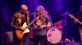 The Sensational Mika Järvinen Band - Hush