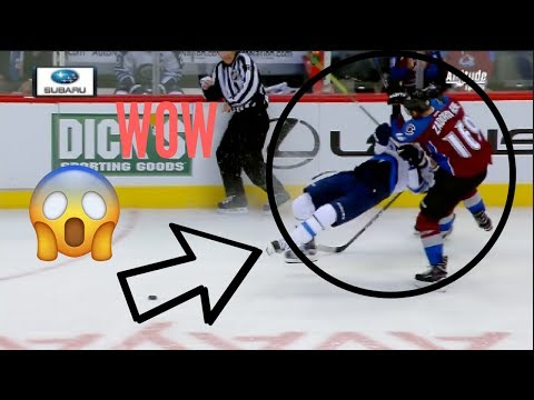 Biggest Hits Ever In The NHL PT. 2