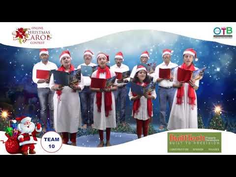 OTB ONLINE CHRISTMAS CAROL CONTEST 2019 - TEAM 10