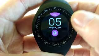 smart Watch Y1S обзор умных часов